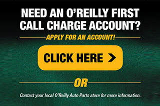 O'Reilly First Call Charge Account
